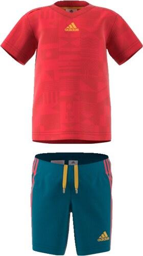 ADIDAS ORIGINALS Σύνολο μπλούζα και σορτς - Glami.gr 3a58380b9f8