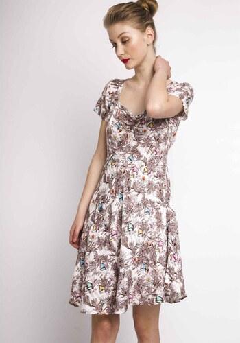COMPANIA FANTASTICA Εμπριμέ φόρεμα - Glami.gr ad8428852a4
