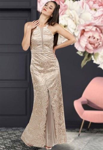 c08997739e11 Maxi φόρεμα δαντέλα με διαφάνεια μπροστά - Glami.gr