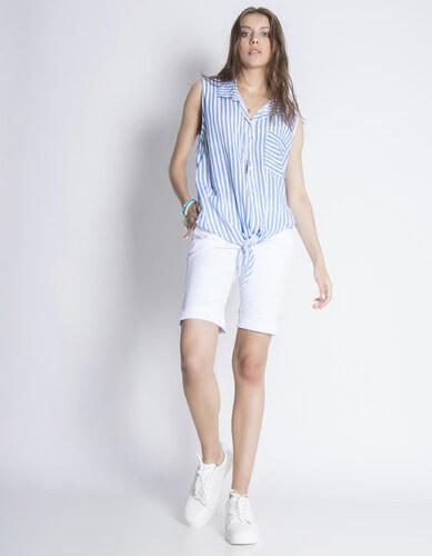 31525e1a2929 Issue Fashion Αμάνικο ριγέ πουκάμισο - Glami.gr