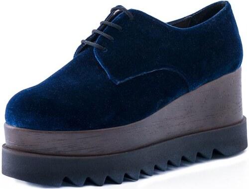 fff62033d8c Γυναικεία Oxford Glee (GL31V Blue) - Glami.gr
