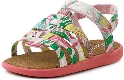 34128d86e4d Tiny Huarache Palms Sandal Toms (10010031 Pink) - Glami.gr