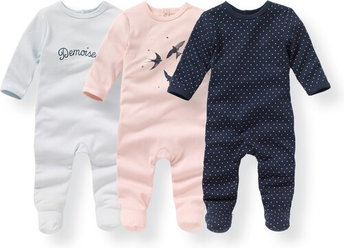 a628c003533 LA REDOUTE COLLECTIONS Βαμβακερό φορμάκι, νεογέννητο-3 ετών - Glami.gr