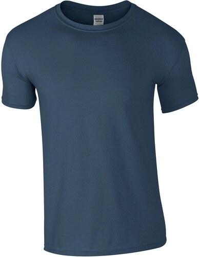 Ανδρικό κοντομάνικο ring spun T-Shirt Gildan 6400 - Indigo Blue ... 7254dacb4b2
