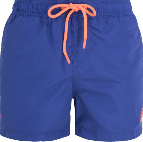 SUPERDRY  BEACH VOLLEY  ΑΝΔΡΙΚΟ ΜΑΓΙΩ M30000PQF2-EDY (EDY VOLTAGE BLUE) 7e464917d89