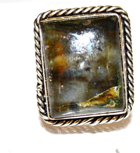 OEM Δαχτυλίδι μονόπετρο σε σχήμα παραλληλόγραμου - Glami.gr 06131e6091e