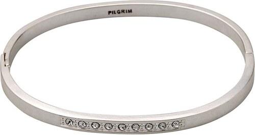 Βραχιόλι PILGRIM Από Ορείχαλκο Επαργυρωμένο PI27187 - Glami.gr 59704e8e48c