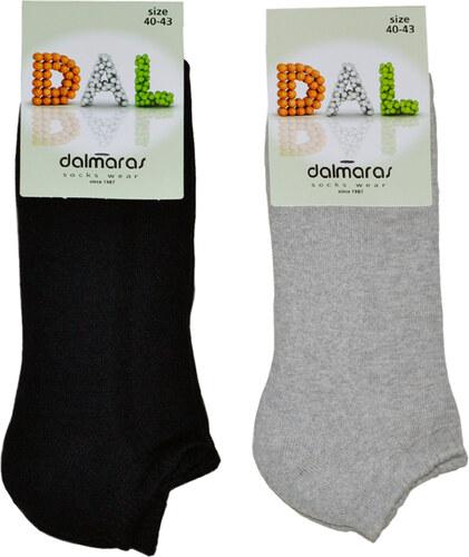 fa494dff365c Dalmaras Ανδρικές Κάλτσες dal Κοντές 909 Μαύρο - Glami.gr