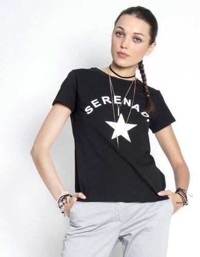 8d66e67cb65c Issue Fashion T-shirt με αστέρι - Glami.gr