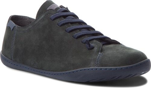 e7eee76c9ea Κλειστά παπούτσια CAMPER - 17665-170 Drybuck Obsidian/Cami Hypnos ...