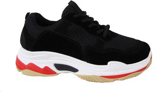 eshoes.gr Παπούτσια Αθλητικά Μαύρα Suede - Glami.gr 5bf3a7ee010