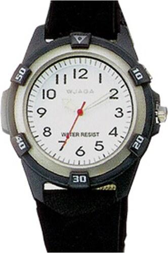 Ρολόι Jaga με μαύρο λουράκι AQ52 - Glami.gr 7b30e22c60d