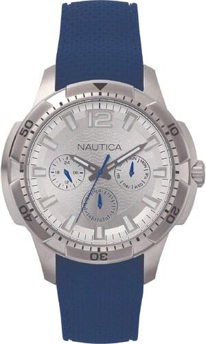 Ρολόι Nautica San Diego Collection πολλαπλών ενδείξεων με μπλε λουράκι  NAPSDG002 3ac5602e04f
