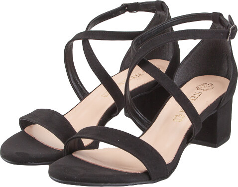 STEFANIA SHOES 452 BLACK - Glami.gr f8883c6aa2c