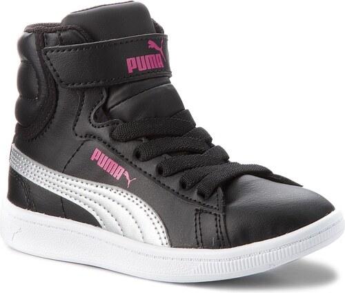fb18cae77be Αθλητικά PUMA - Vikky Mid SL V PS 367634 01 Puma Black/Puma Silver ...