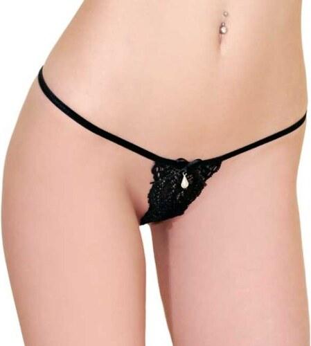 Γυναικεία Εσώρουχα MILENA String Δαντέλα - Glami.gr d974226f440