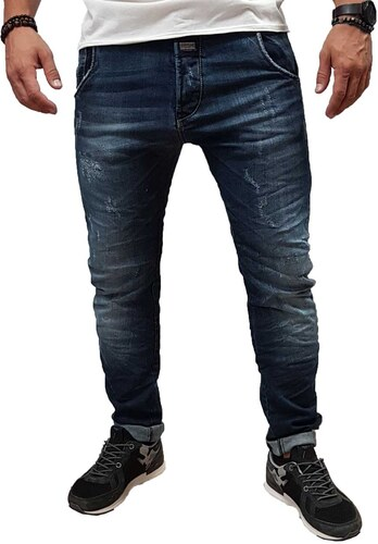 7a99ab54fad0 Edward - 18.1.1.84.150 - Napier - Tapered Legs - Blue - Παντελόνι Jeans