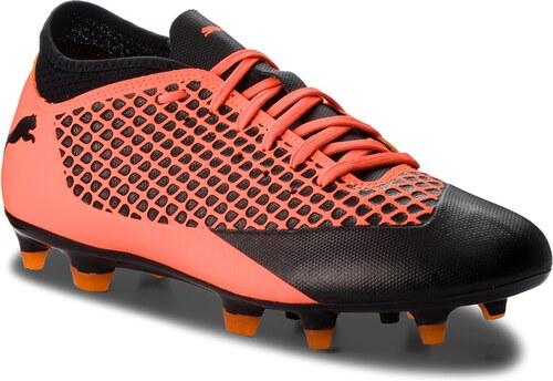 c44b3e4bc46 Παπούτσια PUMA - Future 2.4 Fg/Ag 104839 02 Puma Black/Shocking Orange