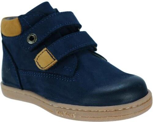 a7128f9e832 Παιδικό Μποτάκι Kickers 571981-10-10.B Μπλε Αγόρι - Glami.gr
