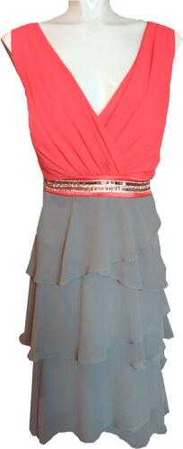 Angelo Mini φόρεμα κρουαζέ με βολάν - Glami.gr 90d5a03a823