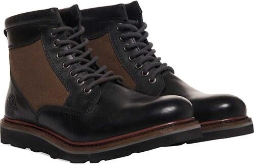 58556b7fcba Superdry - MF2002SR 02A - Black - Stirling Sleek Boot - Παπούτσι Ανδρικό