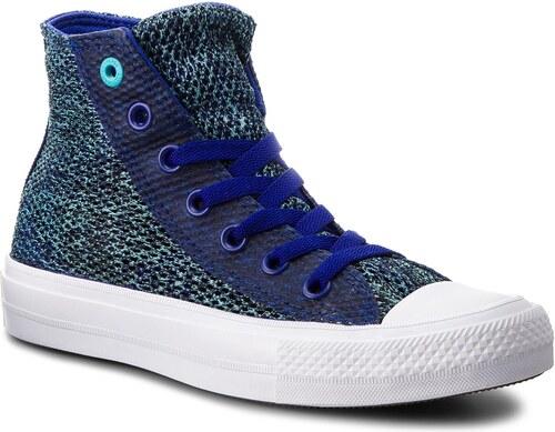 81a848316623 Sneakers CONVERSE - Ctas II Hi 155730C True Indigo Fresh Cyan White ...