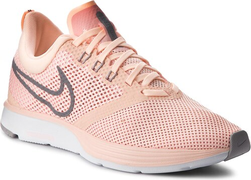 aa0fa5fd740 Παπούτσια NIKE - Zoom Strike AJ0188 800 Crimson Tint/Gunsmoke - Glami.gr