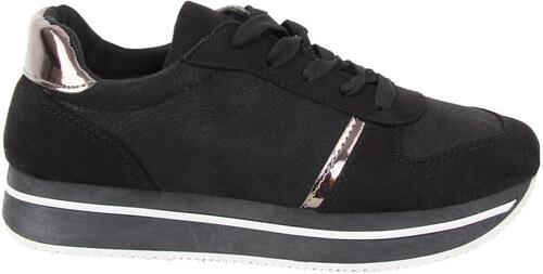eshoes.gr Αθλητικά Μαύρα Παπούτσια - Glami.gr 81b7cf8990b