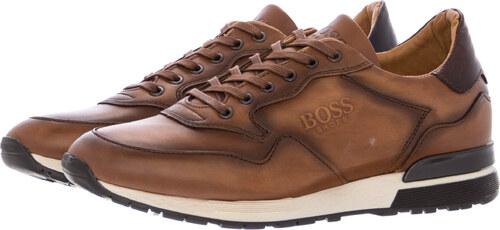 Boss shoes Ανδρικά Παπούτσια Casual K2019 Ταμπά Δέρμα - Glami.gr 75aead3a251