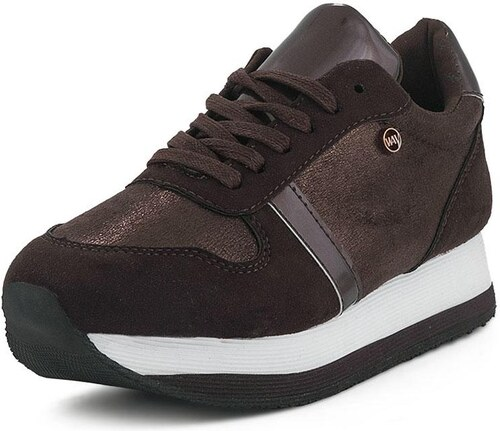 Γυναικεία Sneakers Beppi (2166601 Brown) - Glami.gr ba755c69835