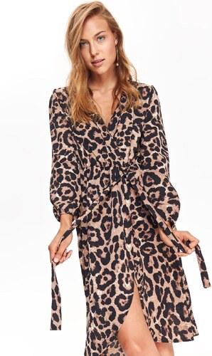 TOP SECRET top secret φορεμα animal print - Glami.gr cc8e85d5372