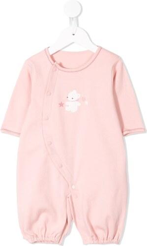 Familiar Lia bear embroidered romper - Pink - Glami.gr 67a25dfe9de