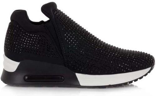 Exe 107207 Μαύρα Γυναικεία Sneakers Exe ex7b02 107207 black - Glami.gr e33e130c747