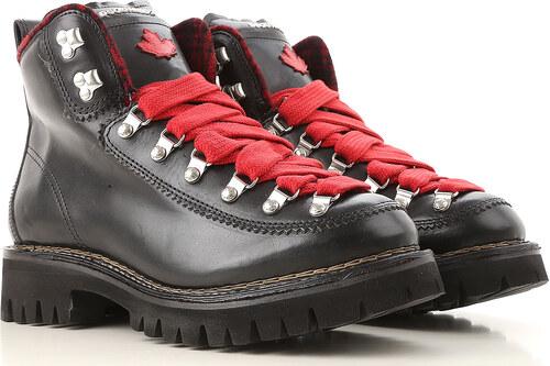 Dsquared2 Μπότες για Άνδρες 9f99c0fd572