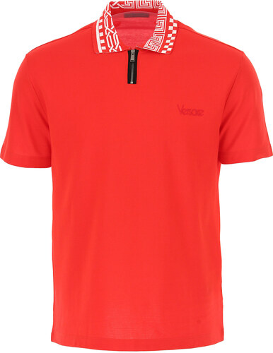c377f6151bf2 Versace Polo Μπλουζάκια για Άνδρες Σε Έκπτωση