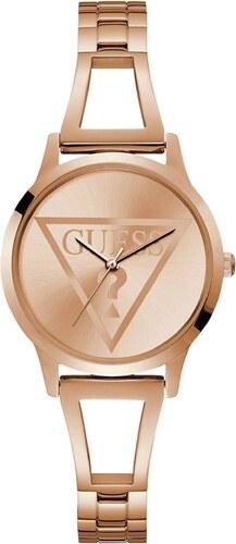 Ρολόι Guess με ροζ χρυσό μπρασελέ και καντράν W1145L4 - Glami.gr dca6cea01e7