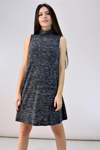 956dfdc35065 First Woman Mini φόρεμα με λαιμό ζιβάγκο - Glami.gr
