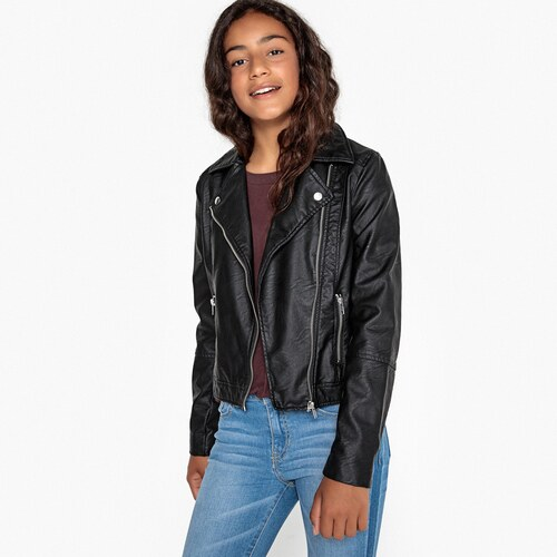 -27% LA REDOUTE COLLECTIONS Jacket σε στυλ biker 82518cf1d83