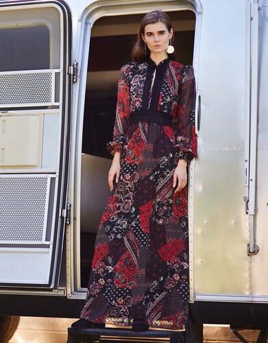 Lynne Φλοράλ μακρύ φόρεμα - Glami.gr 83bd8756c8f
