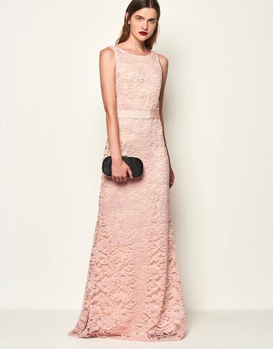 a6595704a64d Lynne Μακρύ φόρεμα με δαντέλα - Glami.gr