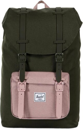 3fba6587a1 Herschel Supply Co. Little America mid volume backpack forest night ash rose