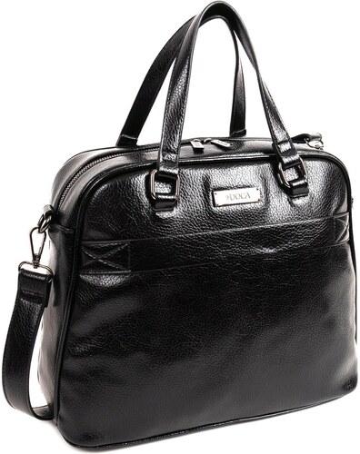 DOCA Καθημερινή τσάντα μαύρη (13891) - Glami.gr 7ef6c74e2e8