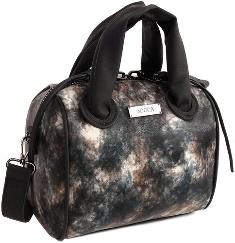 DOCA Τσάντα χιαστί μαύρη (13961) - Glami.gr a10b9d0d709