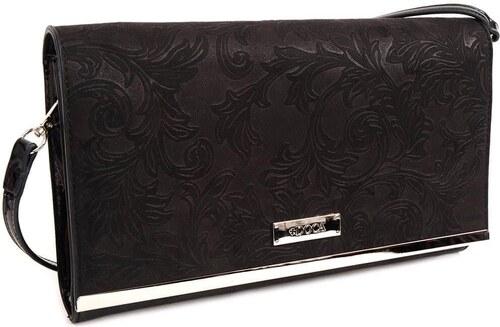 DOCA Τσάντα φάκελος μαύρη (14012) - Glami.gr dbaba5b0a07