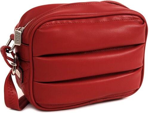 DOCA Τσάντα χιαστί κόκκινη (14359) - Glami.gr 33b5b64a01f