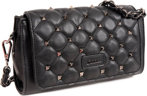 DOCA Τσάντα χιαστί μαύρη (14374) - Glami.gr 8accb068110