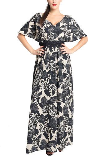 95acf7db1f18 RAVE Κολακευτικό εμπριμέ φόρεμα - Glami.gr