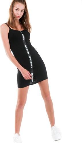 bfeb87f0e4ec Luigi Φόρεμα με Φερμουάρ - Μαύρο - 001 - Glami.gr