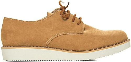 6b43beb6acd Luigi Δετά Παπούτσια - Κάμελ - 005 - Glami.gr