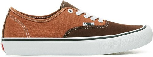 VANS AUTHENTIC PRO SHOES POTTING SOIL LEATHER BROWN - Glami.gr da0f4a9111c